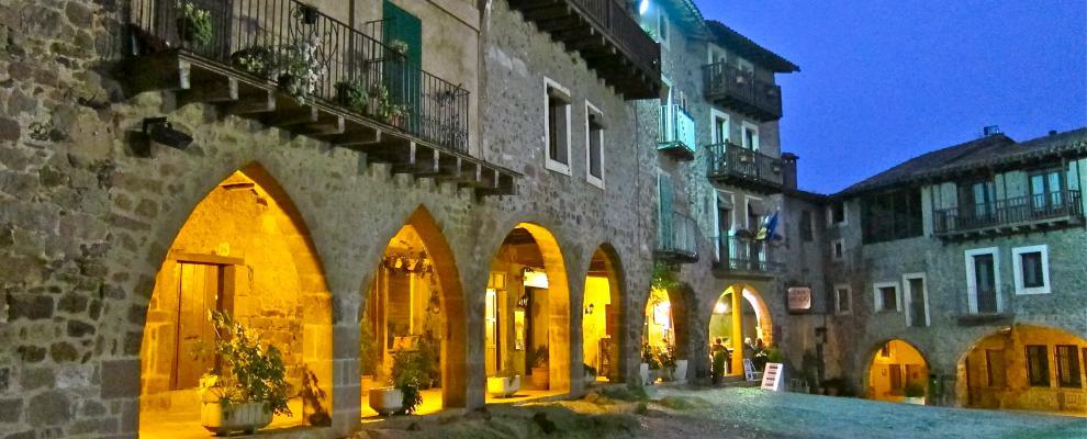 Borghi Catalogna - Santa Pau