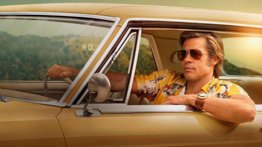 Brad Pitt - C'era una volta a Hollywood