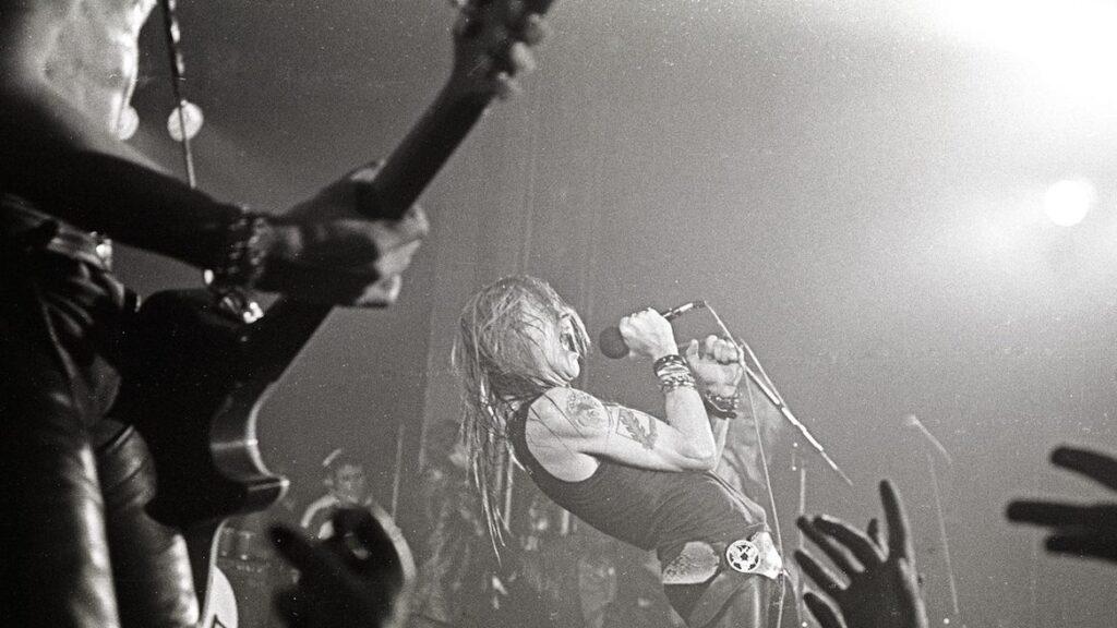 Axl Rose Live