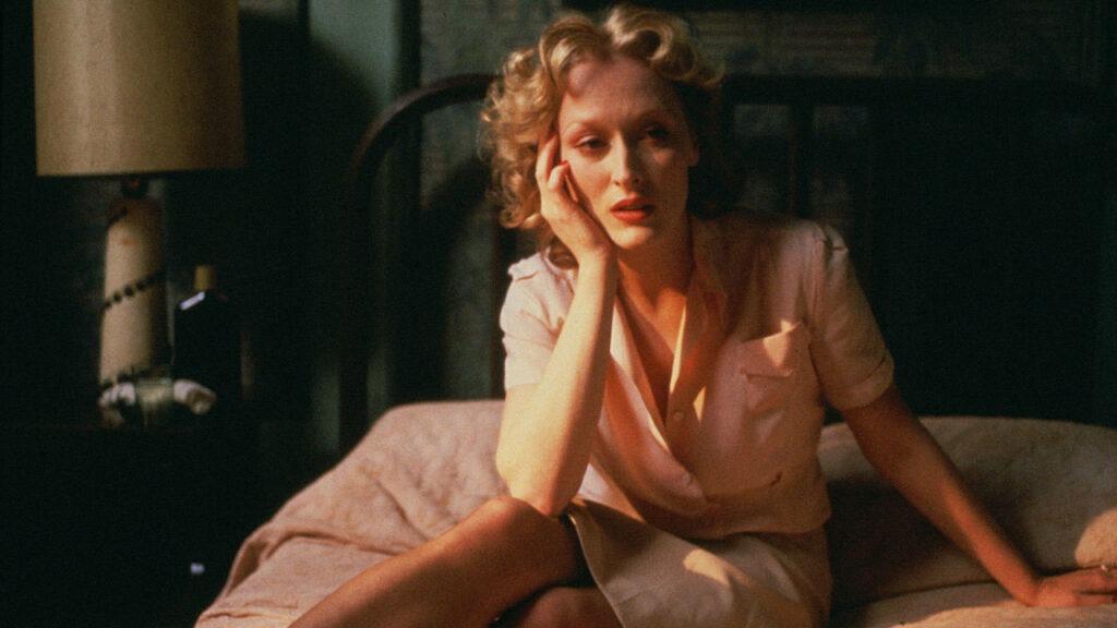 Meryl Streep La Scelta di Sophie - 1982