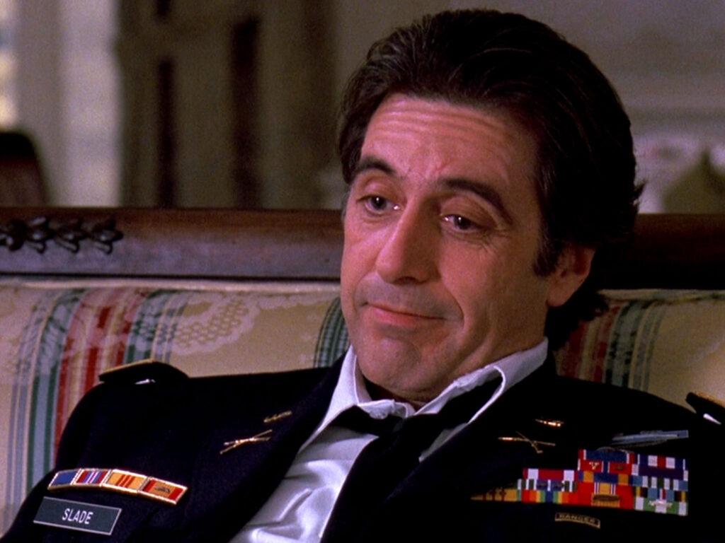 Al Pacino - Profumo di Donna