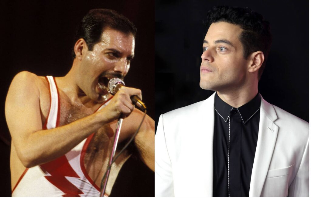 Queen Rami Malek Freddie Mercury