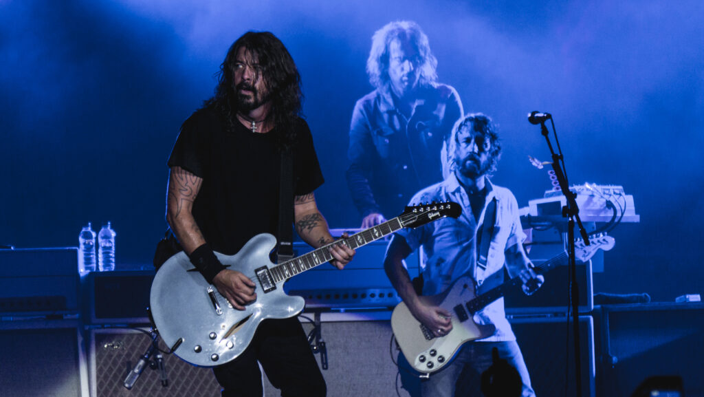 I Foo Fighters Live