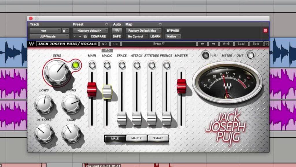 JJP Vocals
