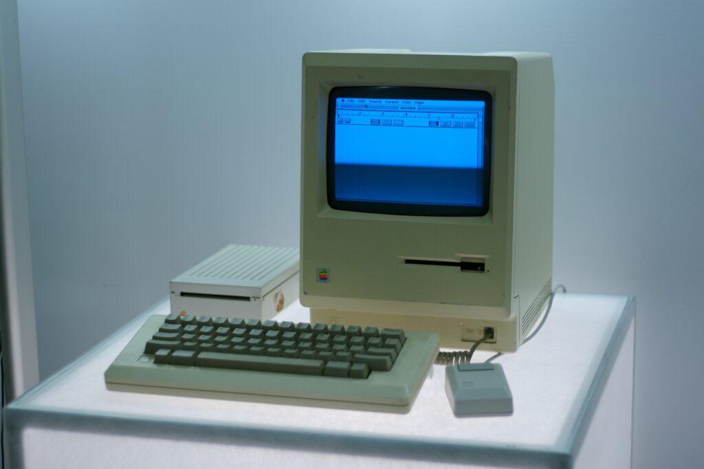 Il primo Macintosh