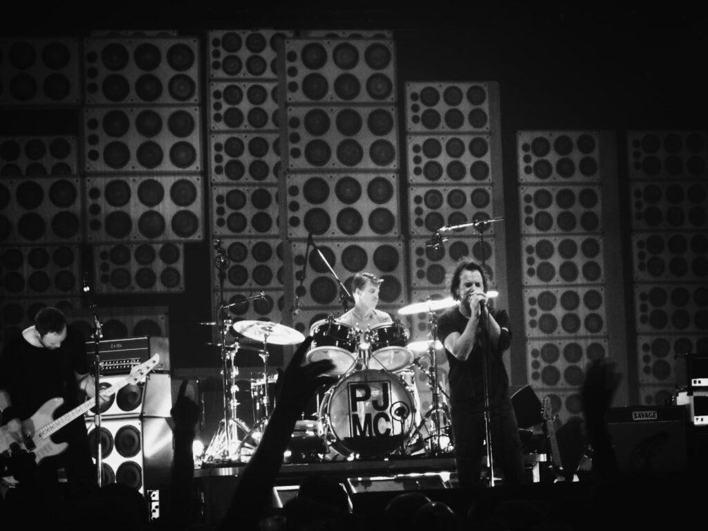 I Pearl Jam Live