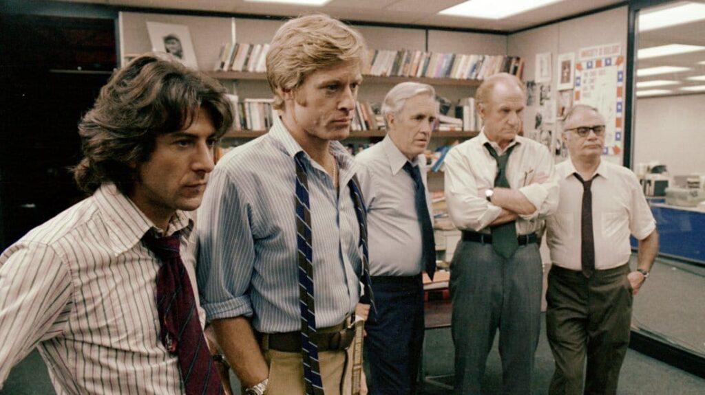 Tutti gli Uomini del Presidente - 1976