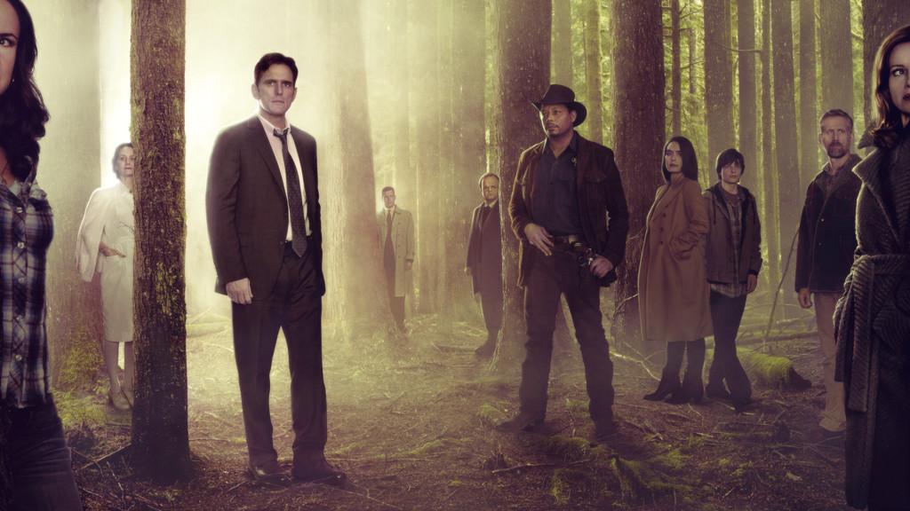 Wayward Pines - Serie Tv Mistero