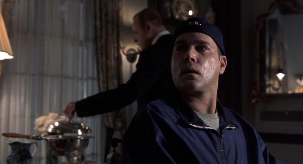 Il Dottor Lecter e Ray Liotta