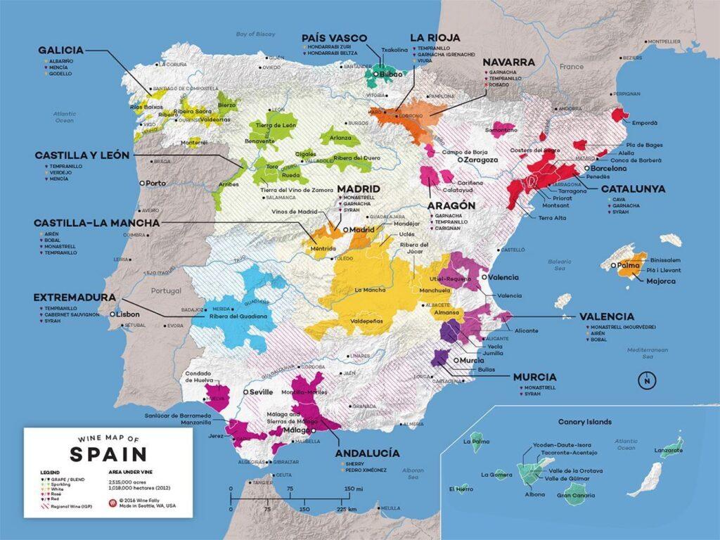 Le DO Spagnole