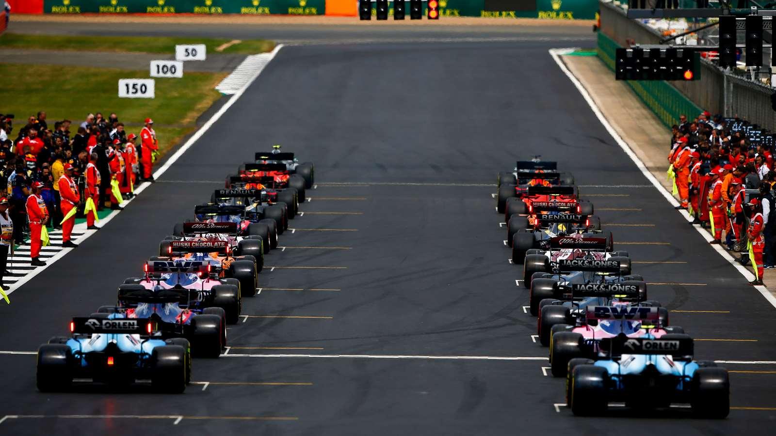I 10 Migliori Piloti di Formula 1
